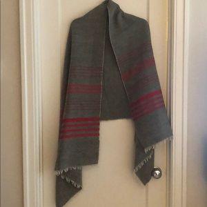 Jcrew shawl